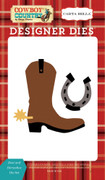 Boot & Horseshoe Die Set
