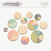 Painted Pie Charts