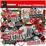 Farmhouse Christmas Elements