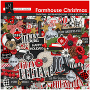 Farmhouse Christmas Kit