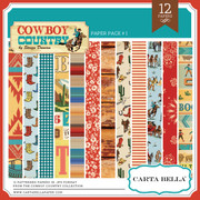 Cowboy Country Paper Pack #1