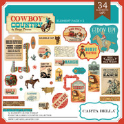 Cowboy Country Element Pack #2