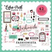 Fashionista Element Pack #1