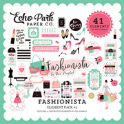 Fashionista Element Pack #2