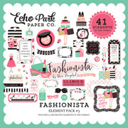 Fashionista Element Pack #3
