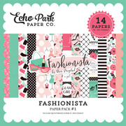 Fashionista Paper Pack #1