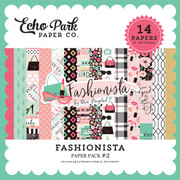 Fashionista Paper Pack #2