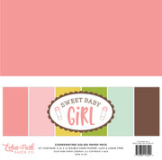 Sweet Baby Girl Solids Kit