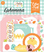 Hello Easter Ephemera