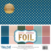 Spring Gold Foil Dot Collection Kit