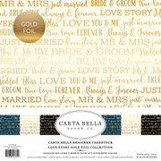 Love Story Foil Collection Kit