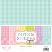 Spring Gingham Collection Kit