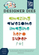 Amazing Superhero Die Set