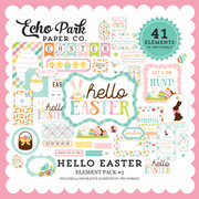 Hello Easter Element Pack #2
