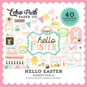 Hello Easter Element Pack #3