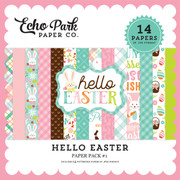 Hello Easter Paper Pack #1