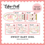 Sweet Baby Girl Mega Collection