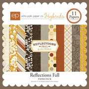 Reflections Fall Paper Pack
