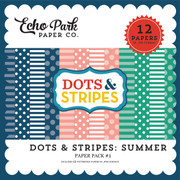 Dots & Stripes: Summer Paper Pack #1