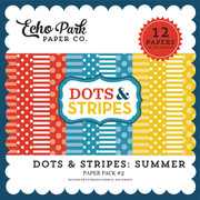 Dots & Stripes: Summer Paper Pack #2