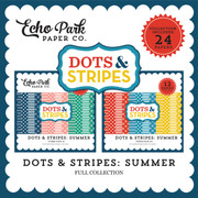 Dots & Stripes: Summer Full Collection