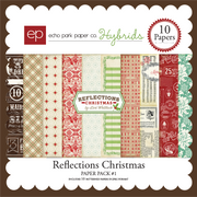 Reflections Christmas Paper Pack #1