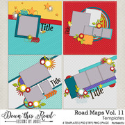 Road Maps Vol. 11
