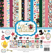 Alice In Wonderland Collection Kit