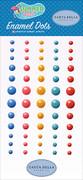 Summer Splash Enamel Dots