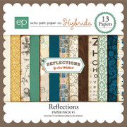 Reflections Paper Pack #1