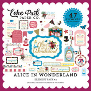 Alice In Wonderland Element Pack #2