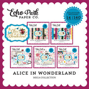 Alice In Wonderland Mega Collection