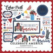 Celebrate America Element Pack #1