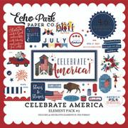 Celebrate America Element Pack #2