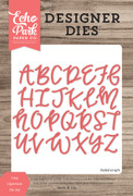 Lucy Uppercase Die Set