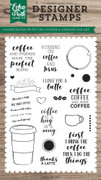 Coffee & Friends Stamp
