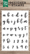 Avery Lowercase Stamp