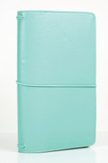 Teal Travelers Notebook