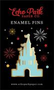 Magical Castle Enamel Pin