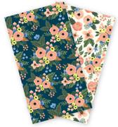 Fancy Flora Travelers Notebook Insert - Blank