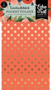 Full Bloom Travelers Notebook Pocket Folder Insert