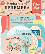 Metropolitan Girl Travelers Notebook Ephemera