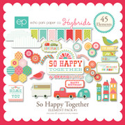 So Happy Together Element Pack #1