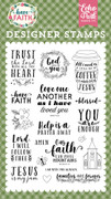 Trust In The Lord Stamp