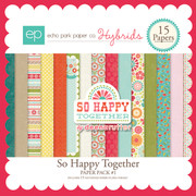 So Happy Together Paper Pack #1