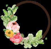 Simple Wreath SVG Cut File