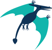 Pterodactyl SVG Cut File