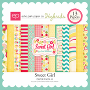 Sweet Girl Paper Pack #1