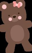 Teddy Bear SVG Cut File