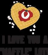 Waffle SVG Cut File